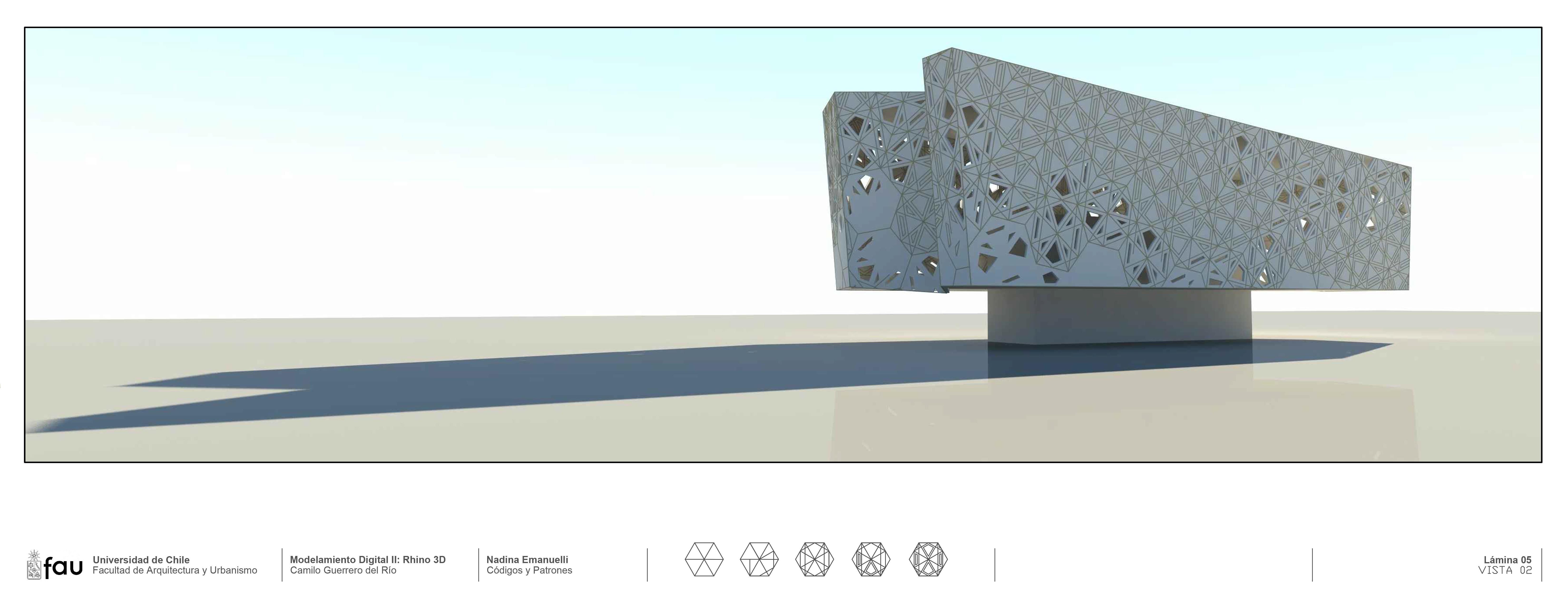 Códigos y Patrones 01 | imágenes de entrega | Laboratorio Diseño ...
